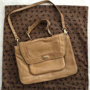 """Rebecca Minkoff """"Covet"""" satchel / small briefcase"""